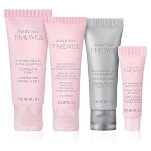 TimeWise Miracle Set Age Minimize 3D Mary Kay Time